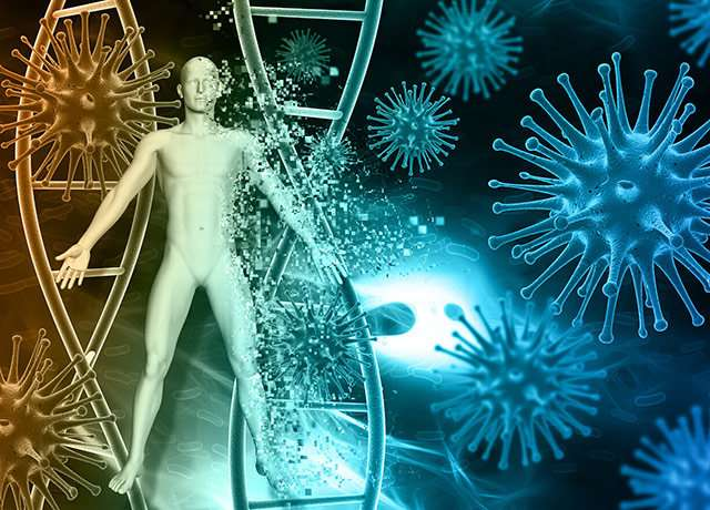 Strategy introduces stable components of flu virus for long ...