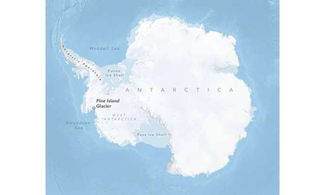 First evidence that Antarctica's thinning ice shelves are causing more ice to move from the land into the sea