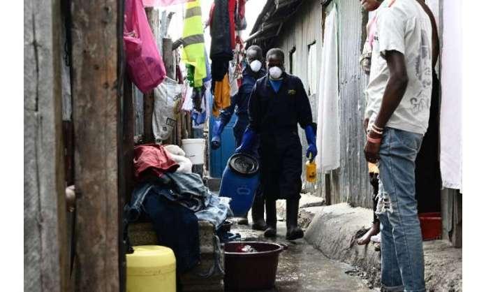 Sanergy, una empresa que intenta mejorar el saneamiento en los barrios marginales de Nairobi de Mukuru, dice que los desechos se recogen y se llevan
