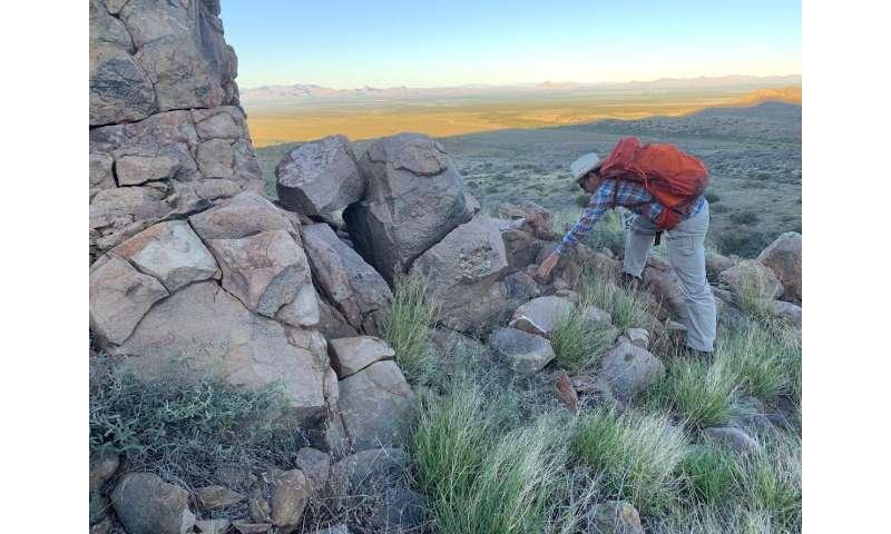 Southern Arizona once looked like Tibet