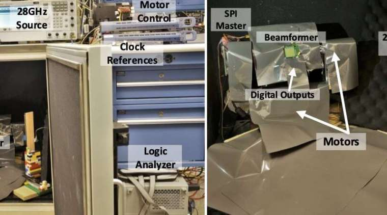 The world's first single-chip millimeter digital radial modulator will take advantage of 5G capabilities