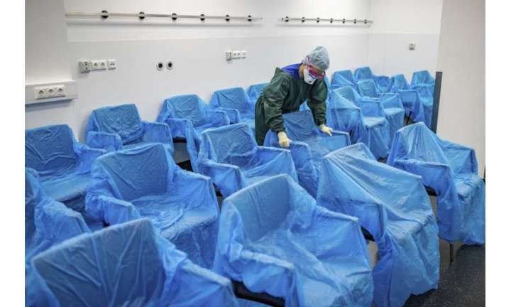 Over 1.5 billion globally asked to stay home to escape virus