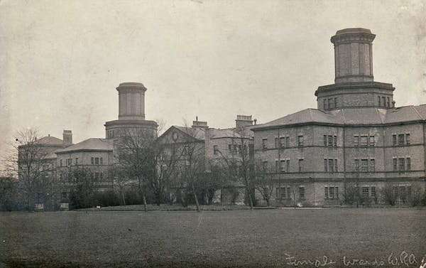 The cholera outbreak in a Victorian asylum that anticipated the coronavirus crisis in care homes