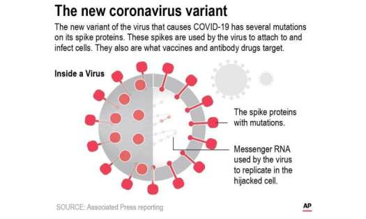 Scientists trying to understand new virus variant