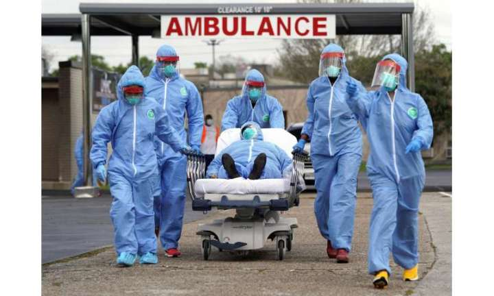 Italian death toll overtakes China's as virus spreads