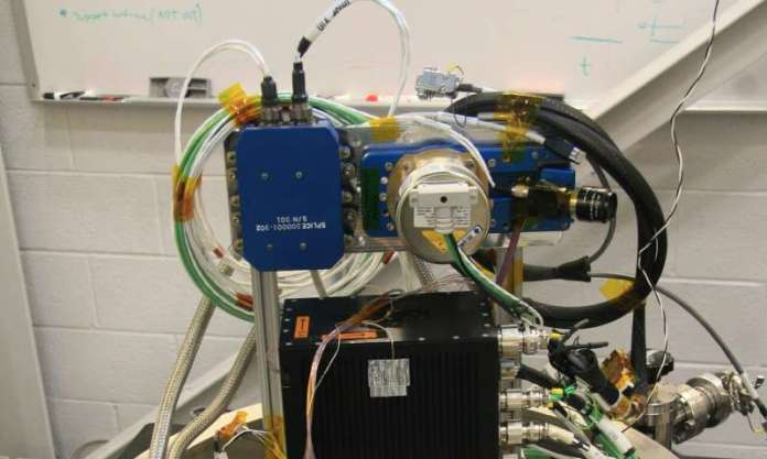NASA technology enables precision landing without a pilot