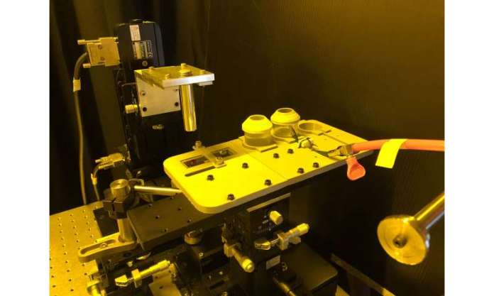 Researchers 3D print tiny multicolor microstructures
