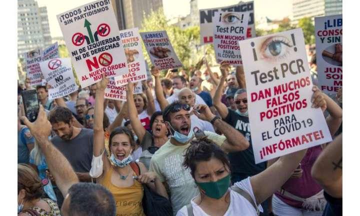 As virus flares globally, new strategies target hot spots