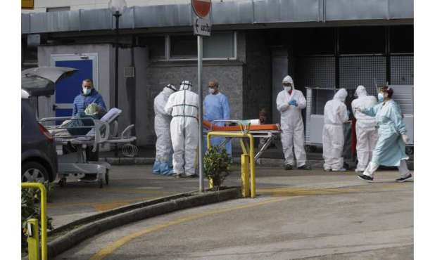 As virus hits Italy's south, some flee troubled health care