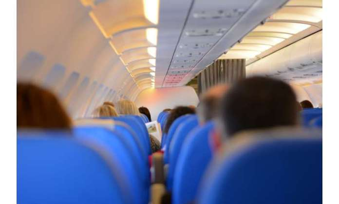 airline passenger