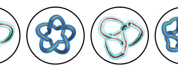 'Classified nodes': Utah researchers create optical framed nodes to encode information