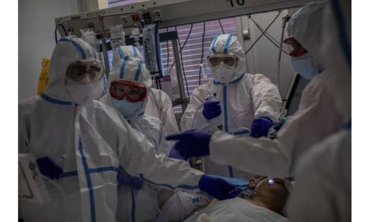 Lesson not learned: Europe unprepared as 2nd virus wave hits