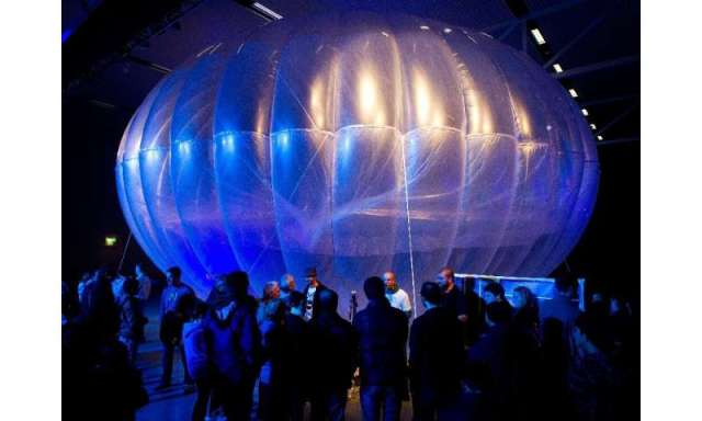 Loon, the Alphabet-created internet balloon operator, will help provide connectivity in disaster zones in partnership with AT&am