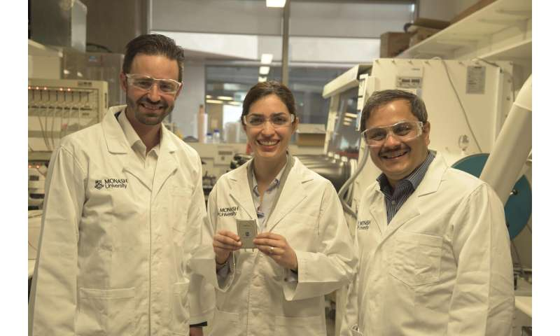 Supercharging tomorrow: Monash develops world's most efficient lithium-sulfur battery