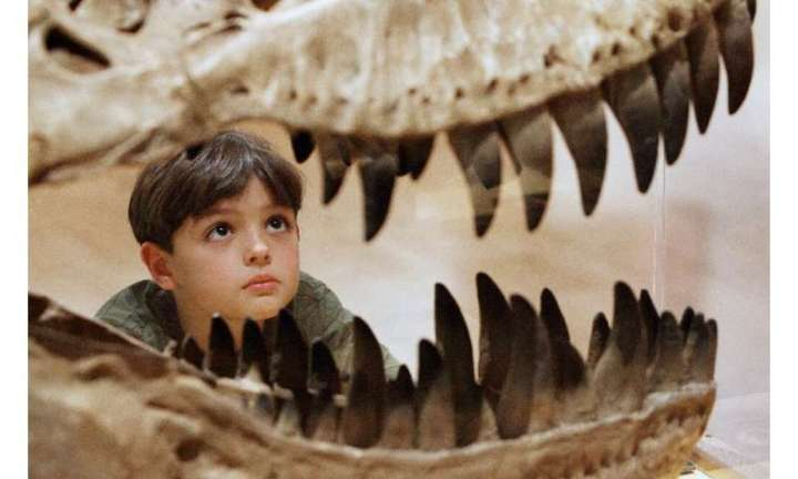 """The new dinosaur is called Tralkasaurus, which means """"thunder reptile"""" in the indigenous Mapuche language common in Pa"""