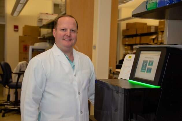 UConn researcher identifies genetic elements involved in heart development
