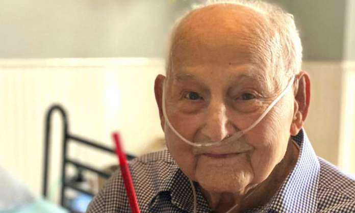 World War II vet beats COVID-19, marks 104th birthday