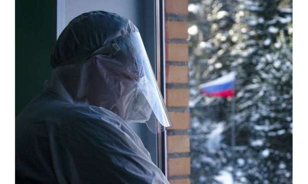 Russia's COVID-19 vaccination drive slowly picking up speed