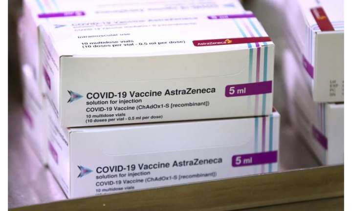 UK first in world to start using Oxford-AstraZeneca vaccine