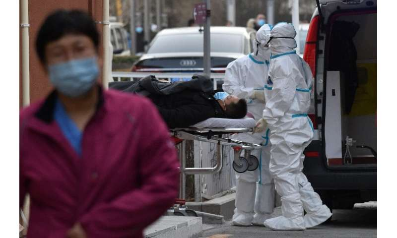 China, where the virus first emerged in late 2019, has largely eliminated its outbreak, but recent weeks have seen a smattering