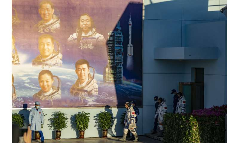 EXPLAINER: The significance of China's new space station