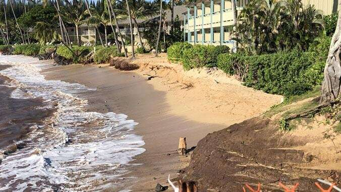 High wave flooding in West Maui predicted through new online tool