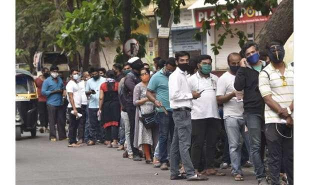 India reels amid virus surge, affecting world vaccine supply
