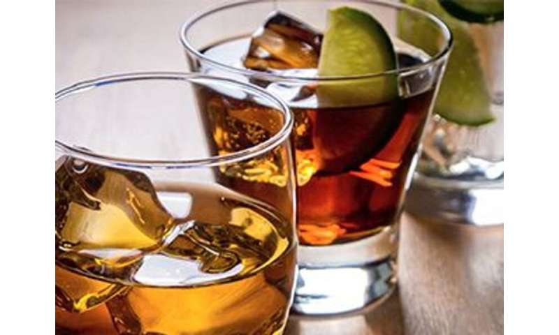 Moderate alcohol consumption does not up stroke risk in A-fib
