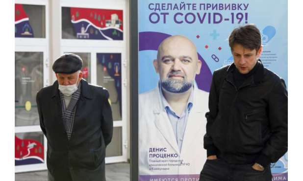 Russia lags behind others in its COVID-19 vaccination drive