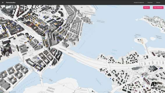 3D city models can serve hundreds of purposes