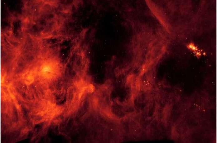 खगोलविद युवा सितारों के सर्वेक्षण को प्रकाशित करता है