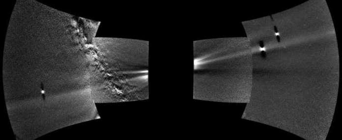 Parker Solar Probe Sees Venus Orbital Dust Ring in 1st Complete View