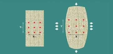 2D materials offer unique stretching properties