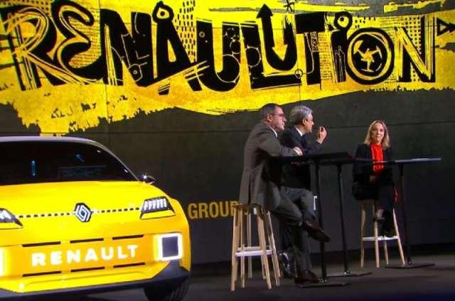 Un souffle du passé: la refonte de la R5 de Renault