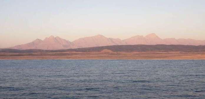 बनाने में एक महासागर 13 मिलियन वर्ष