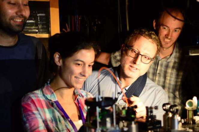 Australian researchers create quantum microscope that can see the impossible