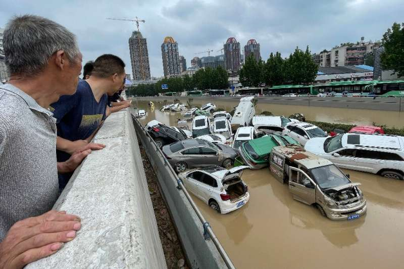 Beijing has touted its massive dam network as a remedy for its devastating annual floods, but deluges in recent years have kille