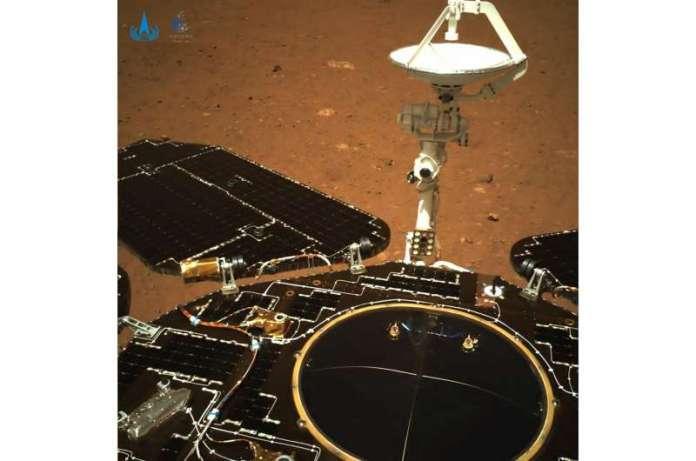 चीन ने मिशन में देरी की जबकि नासा ने मंगल की छवियों पर बधाई दी