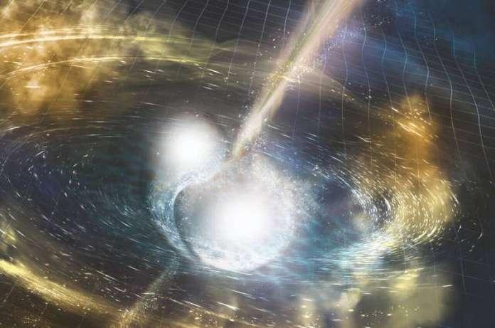 रेडियो और गुरुत्वाकर्षण तरंग खगोल विज्ञान में डबल न्यूट्रॉन सितारों के जीवन का निर्णय