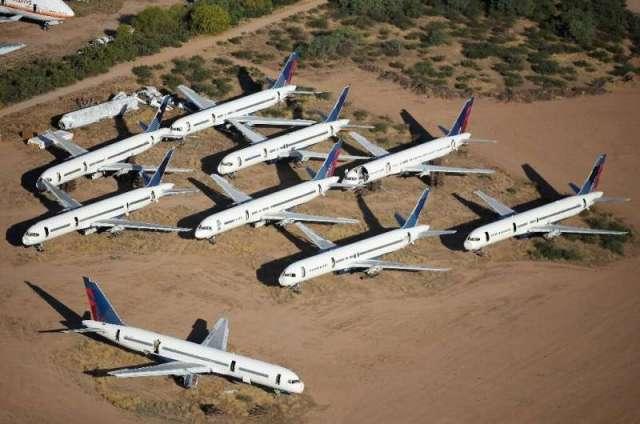 Delta Air Lines a signalé une perte énorme pour 2020 en raison du coronavirus, mais s'attend à une amélioration du marché en 2021