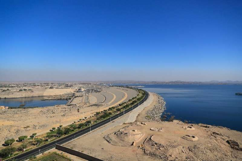 Amid Nile dam tensions, Egypt recalls Aswan 50 years on Egypt's Aswan High Dam and Lake Nasser: the building of the dam was spearheaded in the early 1950s by charismatic pan-Arabist pr