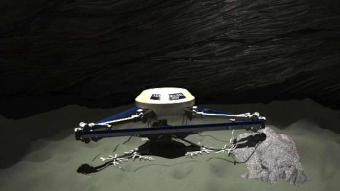 ESA is Working on a Mission to Explore Caves on the Moon