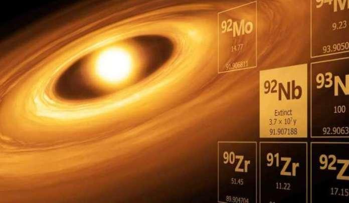 Extinct atom reveals the long-kept secrets of the solar system