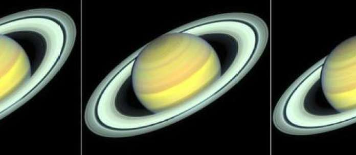 Hubble Sees Changing Seasons on Saturn