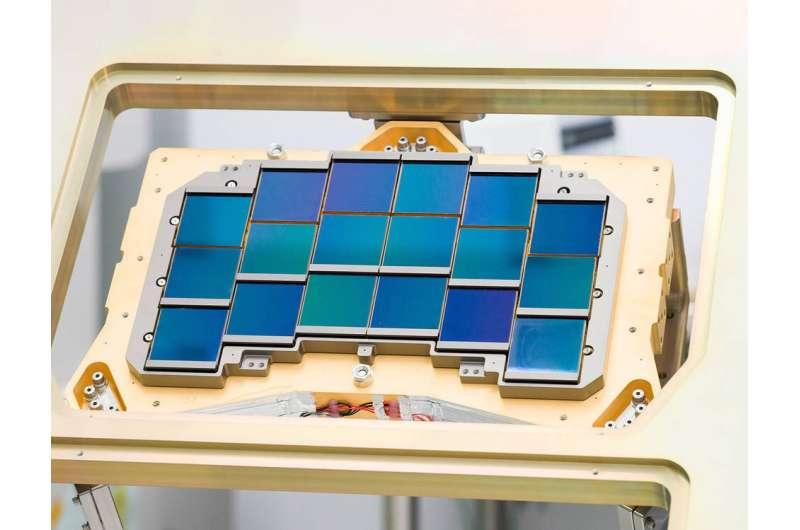 NASA's Roman Space Telescope selects 24 flight-quality heat-vision 'eyes'