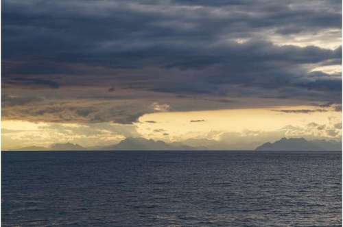 Natural cycles in the Gulf of Alaska accentuate ocean acidification
