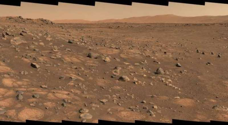Perseverance Mars Rover to Acquire First Sample