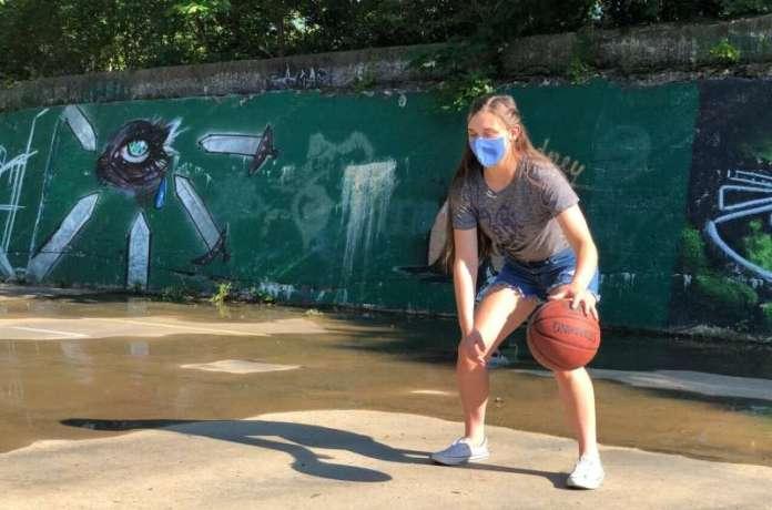 sport mask