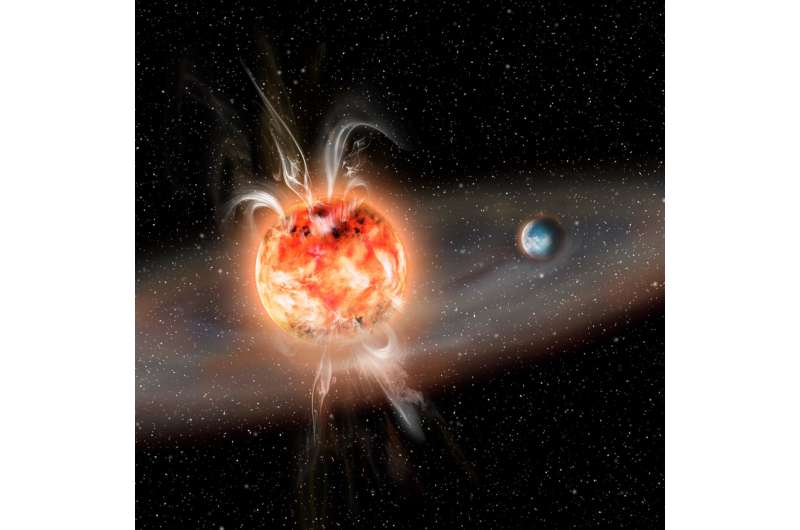 Superflares: less harmful to exoplanets than previously thought