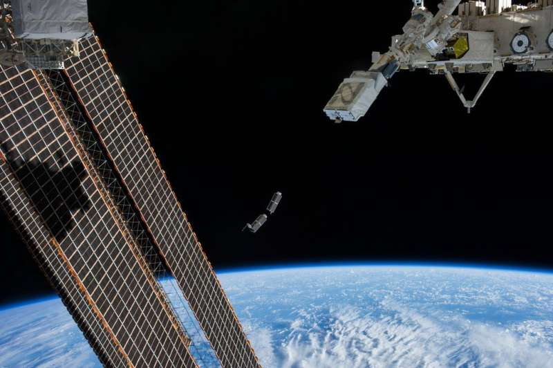 Ultrasonic welding makes parts for NASA missions, commercial industry